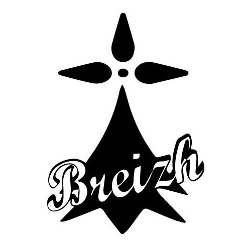 autocollant sticker bretagne breizh breton logo. Black Bedroom Furniture Sets. Home Design Ideas