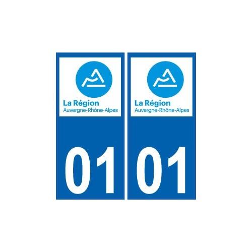 16 Charente autocollant plaque immatriculation auto département sticker Nouvelle Aquitaine logo