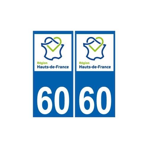 Auto, Moto – Pièces, Accessoires Popular Brand 16 Charente Departement Immatriculation 2 X Autocollants Sticker Autos