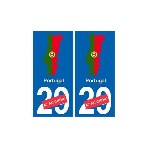 portugal carte drapeau autocollant sticker plaque. Black Bedroom Furniture Sets. Home Design Ideas