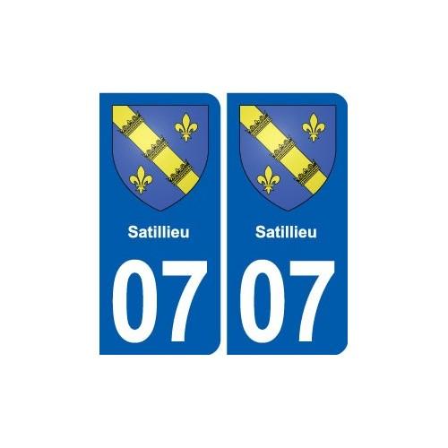 07 Vans logo ville autocollant plaque stickers
