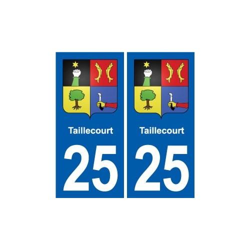 25 Bavans blason autocollant plaque stickers