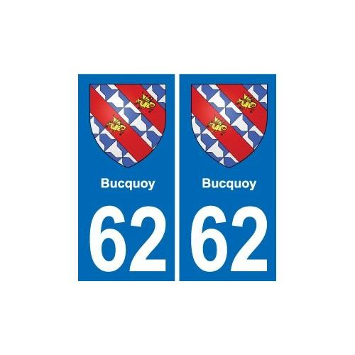 62 Coulogne blason autocollant plaque stickers ville