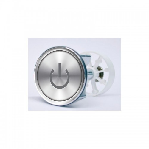 stickers bouton darret autocollant bonde lavabo vier bouchon. Black Bedroom Furniture Sets. Home Design Ideas