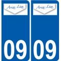 27 de Léry logotipo de la etiqueta engomada de la placa de pegatinas de la ciudad