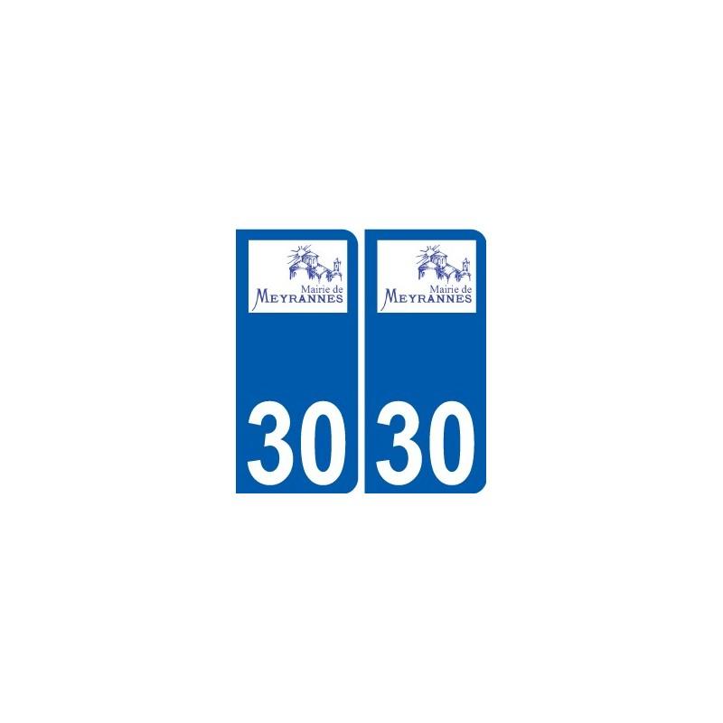 46 Lot Departement Immatriculation 2 X Autocollants Sticker Easy To Use Auto, Moto – Pièces, Accessoires