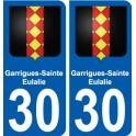 30 Penmarch blason autocollant plaque stickers ville