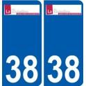 38 Penmarch logo aufkleber typenschild aufkleber stadt