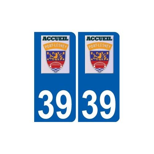 39 Penmarch logo sticker plate stickers city