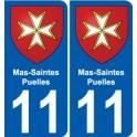11 Léry blason autocollant plaque stickers ville