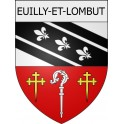 Stickers coat of arms Autry adhesive sticker