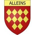 Adesivi stemma Alleins adesivo