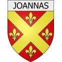 Stickers coat of arms Joannas adhesive sticker