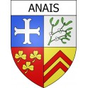 Stickers coat of arms Anais adhesive sticker