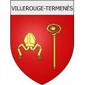 Villerouge-Termenès 11 ville Stickers blason autocollant adhésif