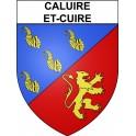 Caluire-et-Cuire 69 ville Stickers blason autocollant adhésif