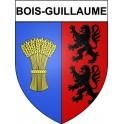 Bois-Guillaume 76 ville Stickers blason autocollant adhésif