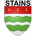 Stickers coat of arms Stains adhesive sticker