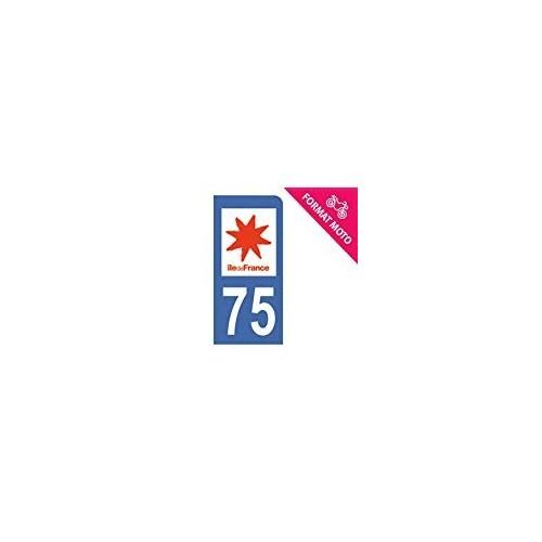 06 Alpes-Maritimes sticker plate
