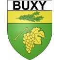 Buxy 71 ville Stickers blason autocollant adhésif