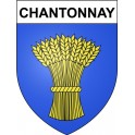 Stickers coat of arms Chantonnay adhesive sticker