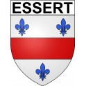 Stickers coat of arms Essert adhesive sticker