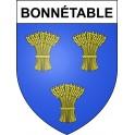 Pegatinas escudo de armas de Bonnétable Baron adhesivo de la etiqueta engomada