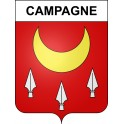 Stickers coat of arms Campagne adhesive sticker