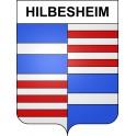 Hilbesheim 57 ville sticker blason écusson autocollant adhésif