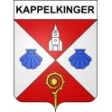 Stickers coat of arms Kappelkinger adhesive sticker