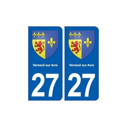 27 saint marcel logo autocollant plaque immatriculation for Piscine verneuil sur avre