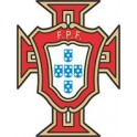 Sticker Portugal FPF logo foot adhesive stickers