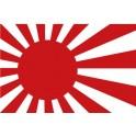Autocollant Drapeau Japon sticker japan logo2