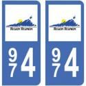 974 La Reunion