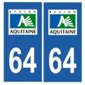 64 Pyrénées Atlantiques
