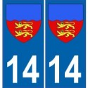 14 Calvados city