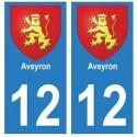 12 Aveyron city
