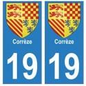 19 Correze city