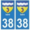 38 Isere city