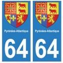 64 Pyrenees-Atlantiques town