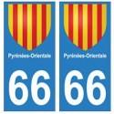 66 Pyrenees-Orientales town