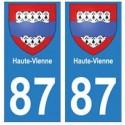 87 Haute-Vienne town