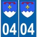 04 Alpes-de-Haute-Provence city