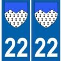 22 Cotes d Armor city