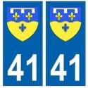 41 Loir-et-Cher city