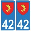 42 Loire city