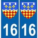 16 Charente city