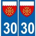 30 Gard city