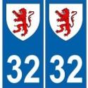32 Gers city