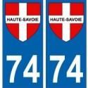 74 Haute Savoie city